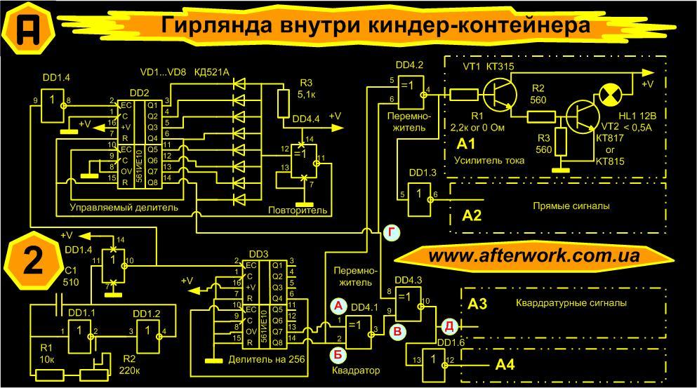 3. Схема